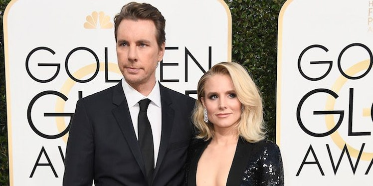 Image result for KRISTEN BELL AND DAX SHEPARD
