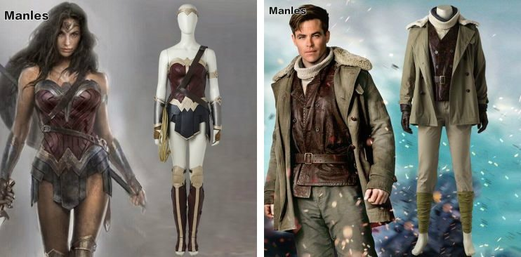 3 Wonder Woman Steve Couple Costumes To Rock With Your S O This