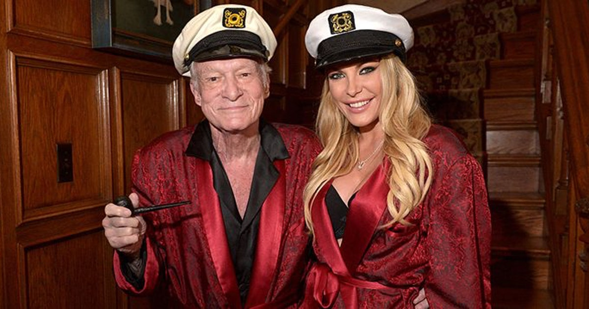 Who Were Hugh Hefner's Wives? Here's A List Of The Playboy ...