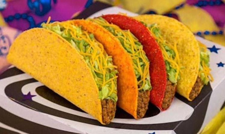 Taco Bell Food Making