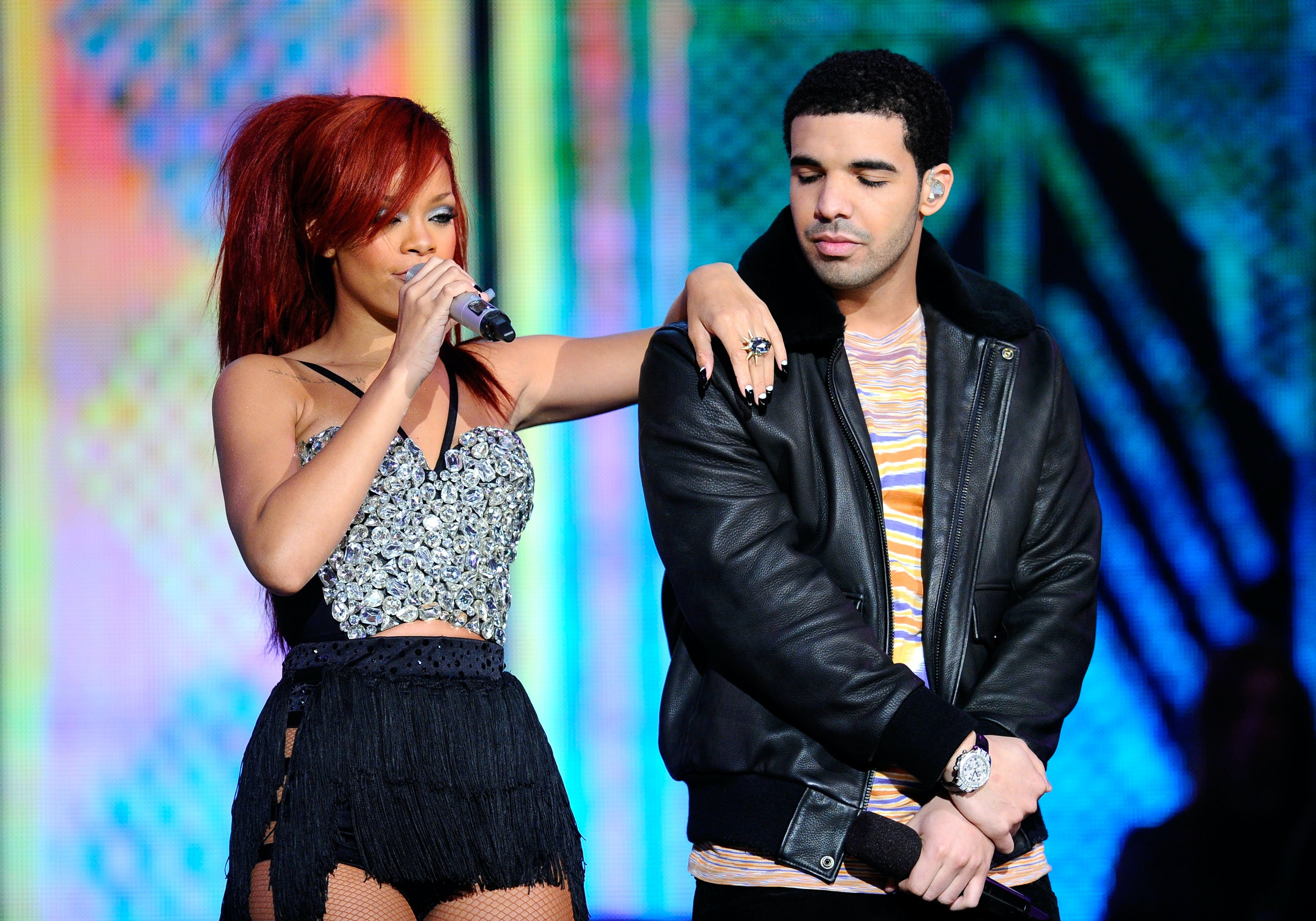 Is drake and rihanna hookup now