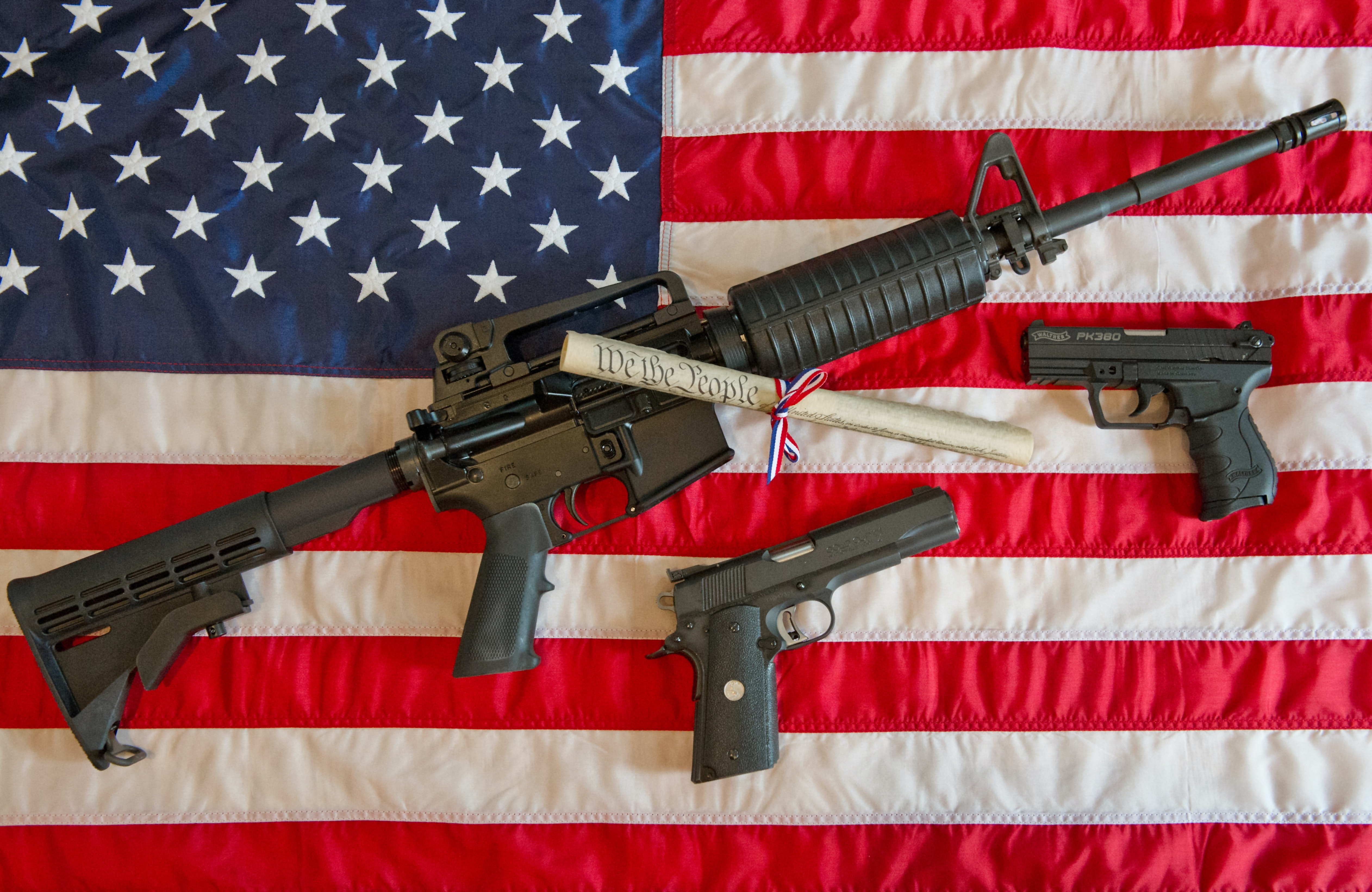 Arguments That The AR-15 Is For Home Defense Are Insane