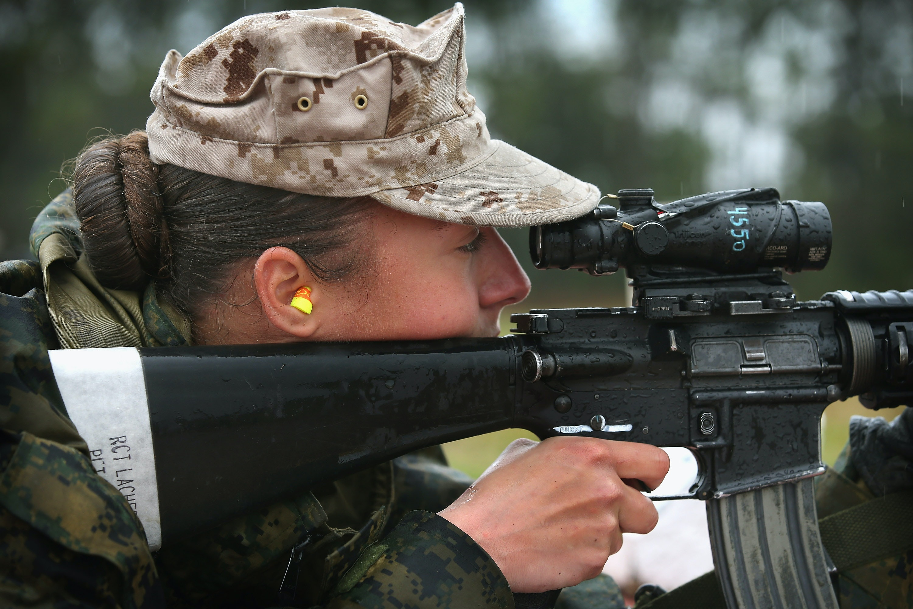 Hookup a girl in the military