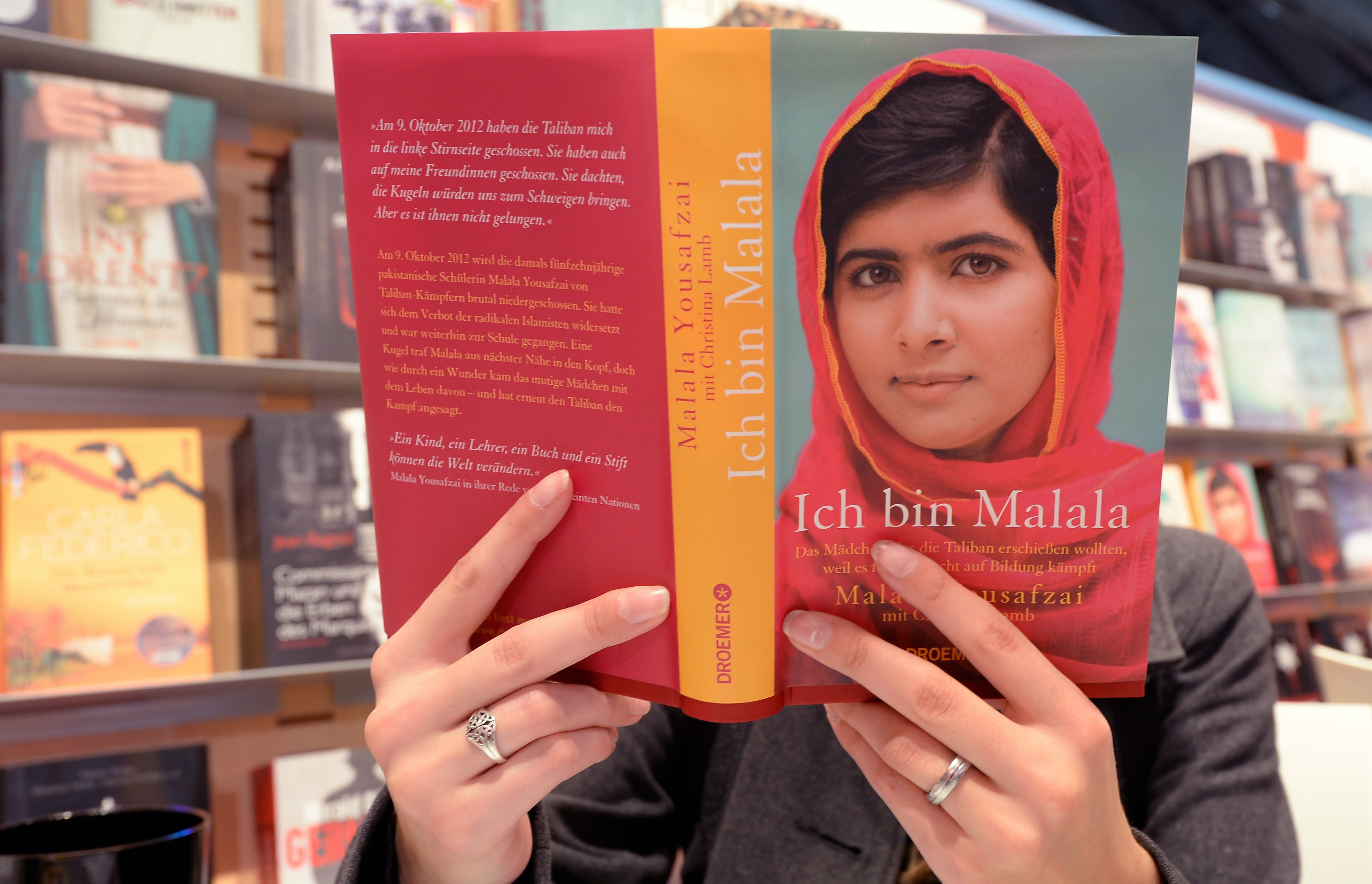I Am Malala Quotes Malala's Quotes On Nobel Peace Prize Win Only Confirm Why She So