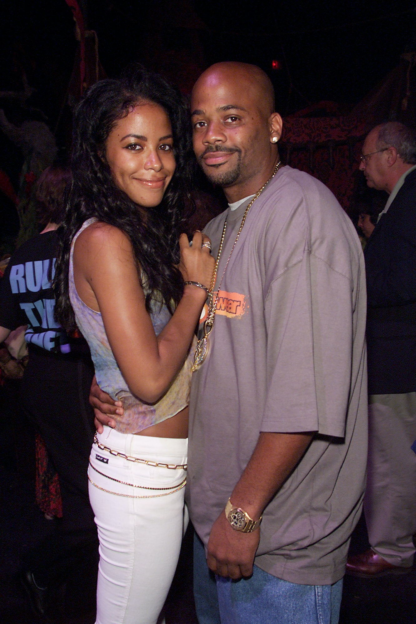 Dame dash on aaliyah dating jay z