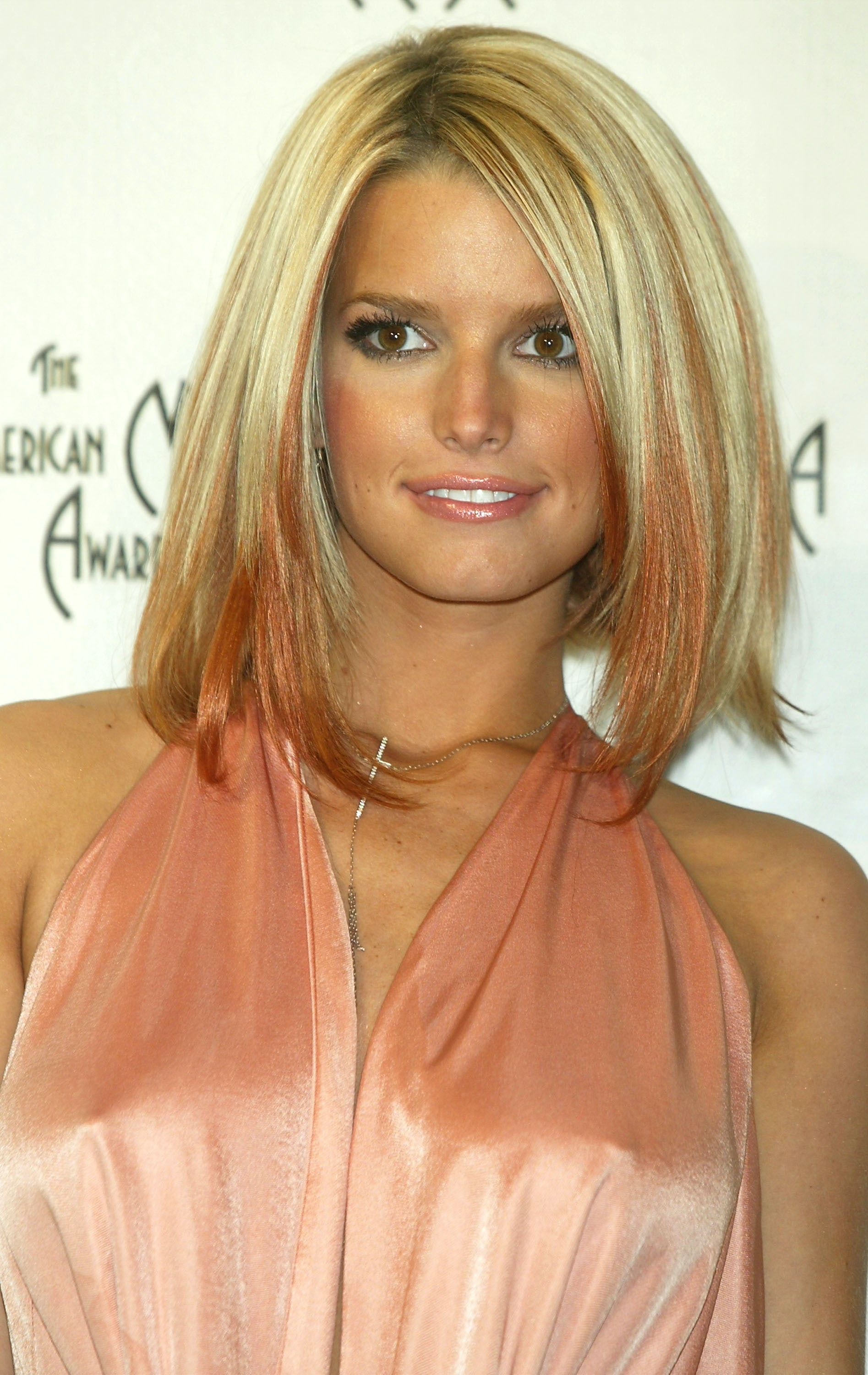Jessica Simpson Tried A New Hairstyle This Week And The Internet Was Not Loving It photo