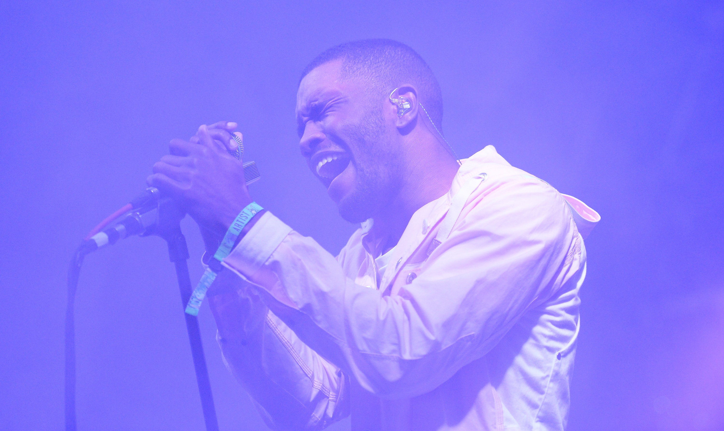 "What Is ""Pink White"" About The Frank Ocean Song Laments A Lost Love"