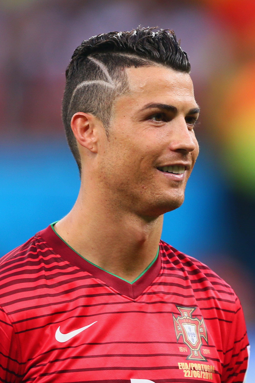 Cristiano Ronaldos Eyebrows And Cara Delevingnes Eyebrows Face Off