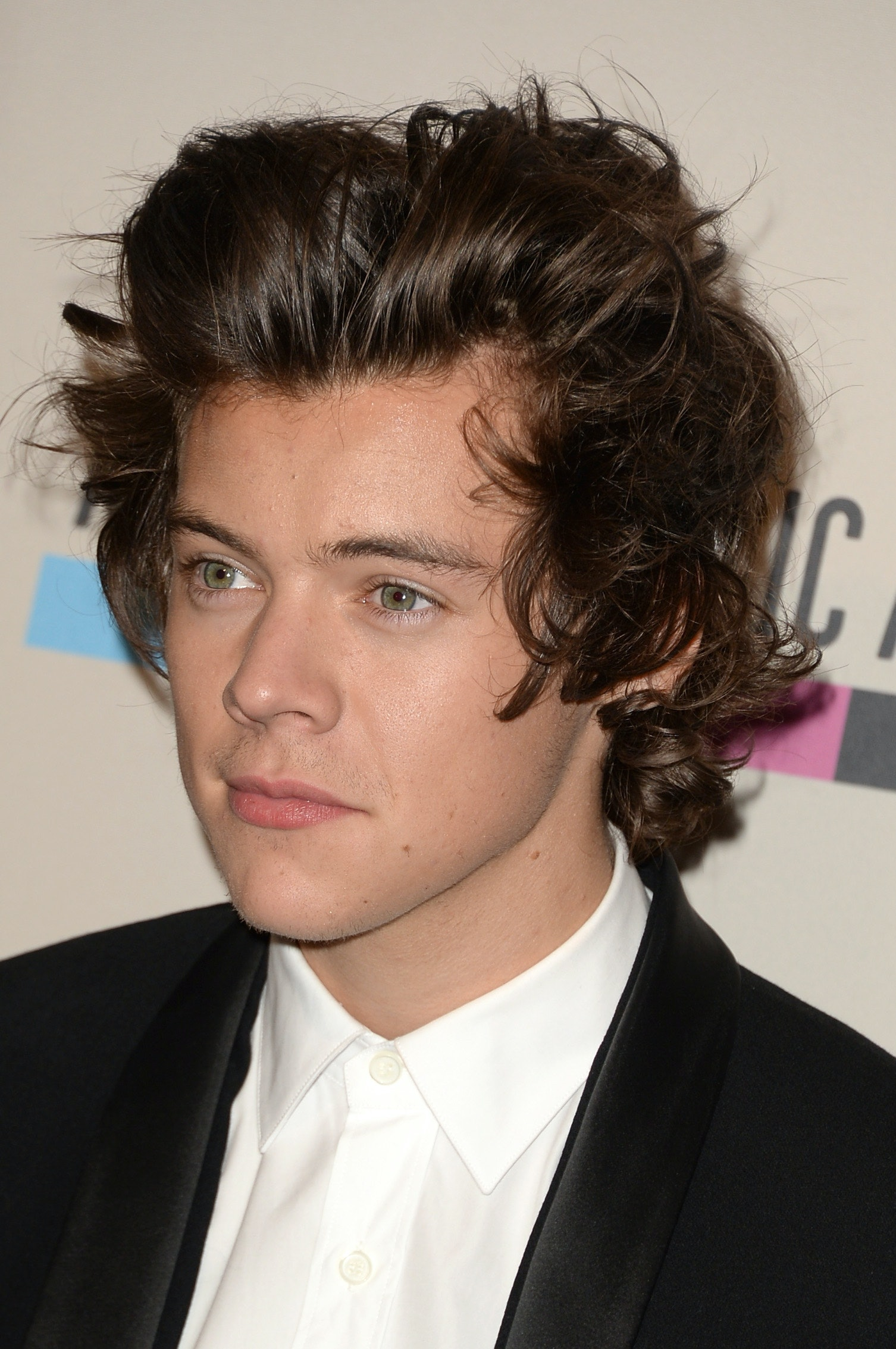 28 Harry Styles Hair Photos That Show His Evolution From Sideswoop