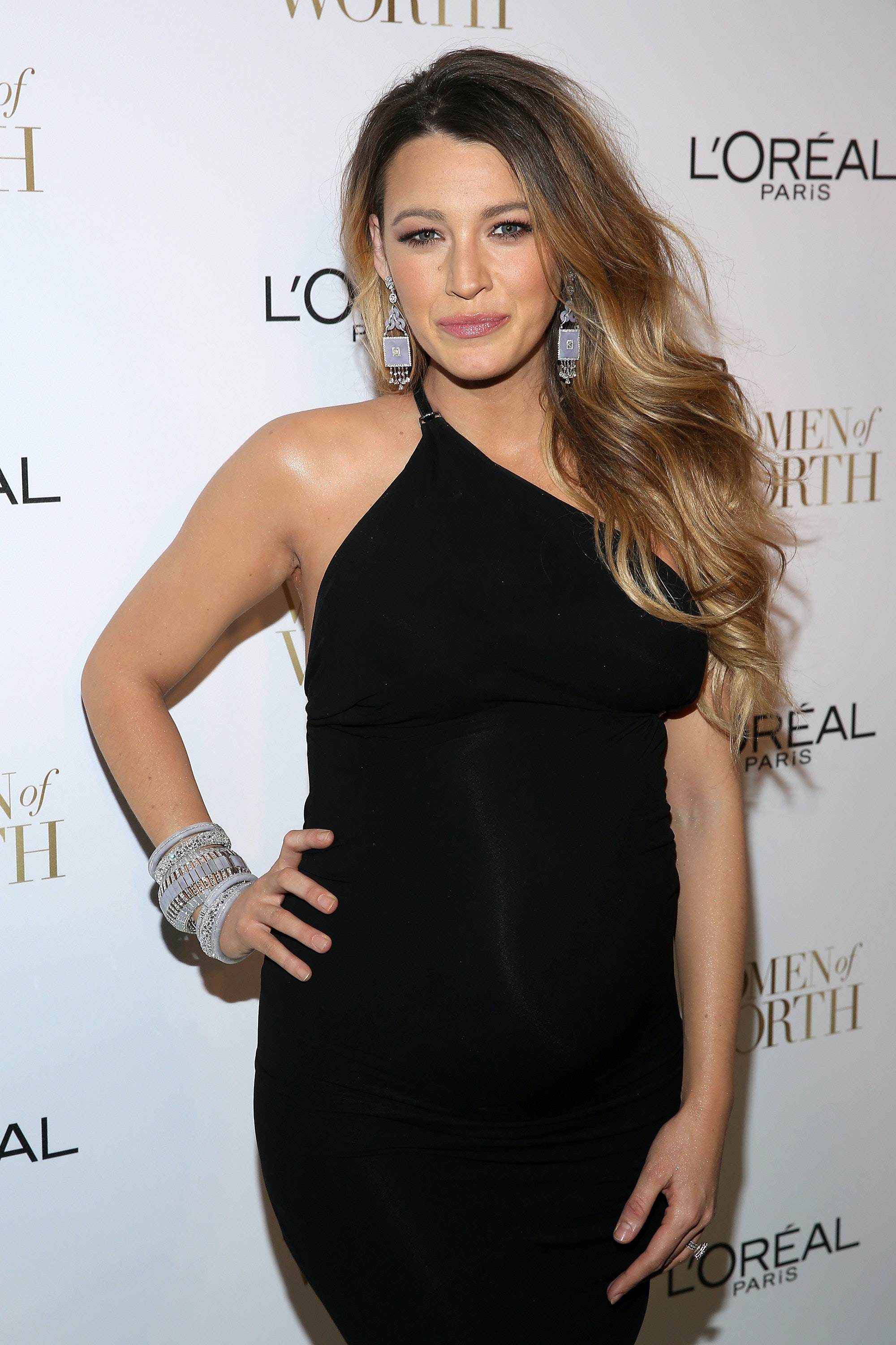 Blake Livelys New Hair Color Is Bronde And It Totally Suits Her