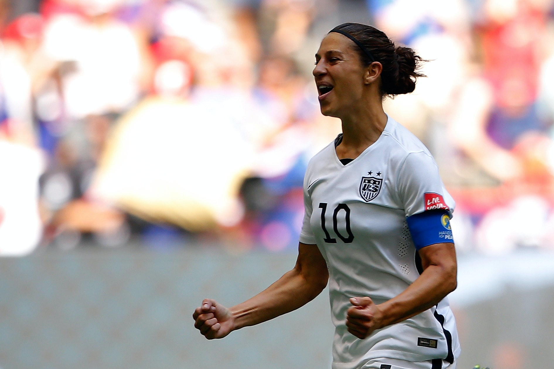 Carli Lloyd Quotes Custom 6 Meaningful Carli Lloyd Quotes That Make Clear How She Got To