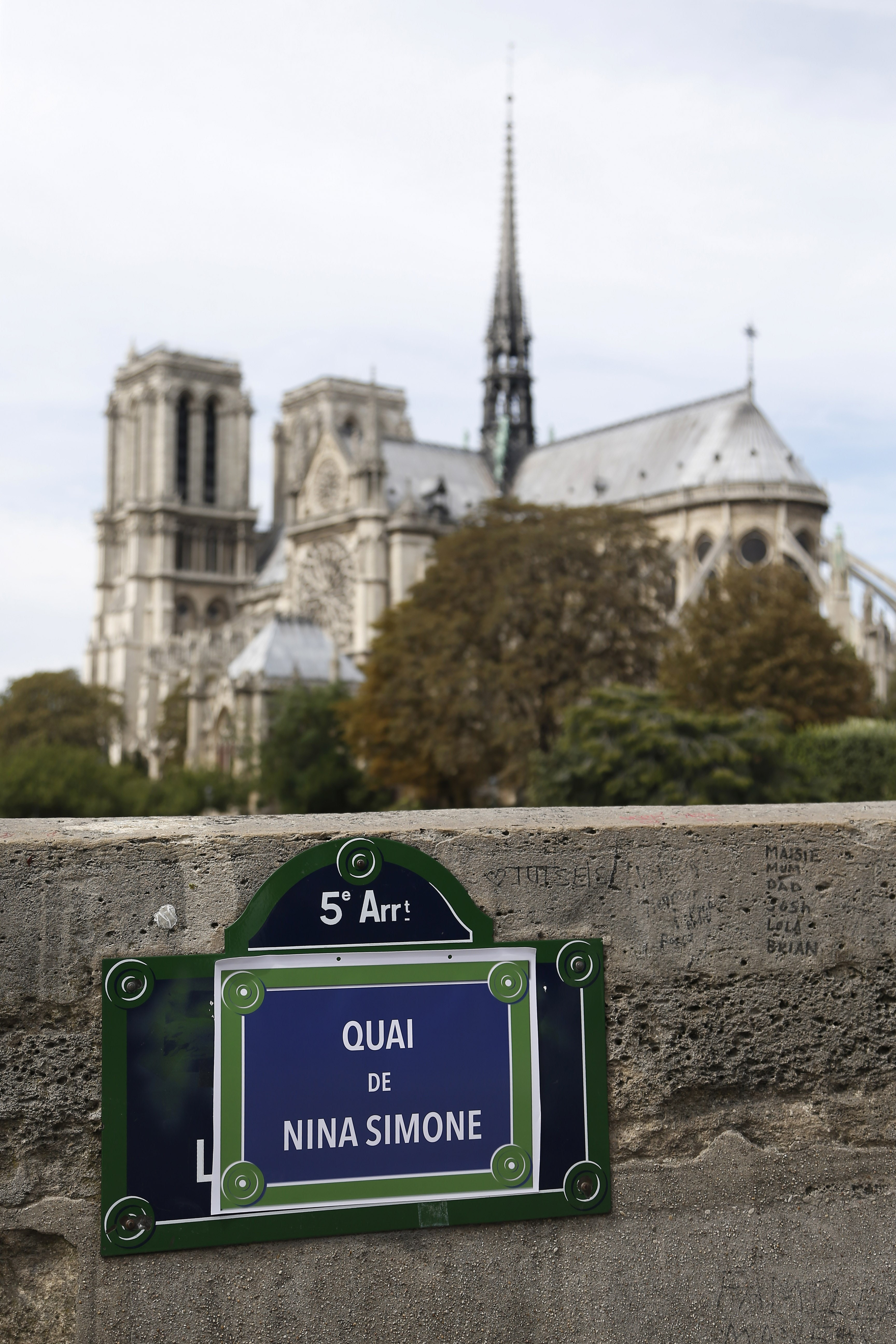 French Feminists Are Renaming The Streets Of Paris picture