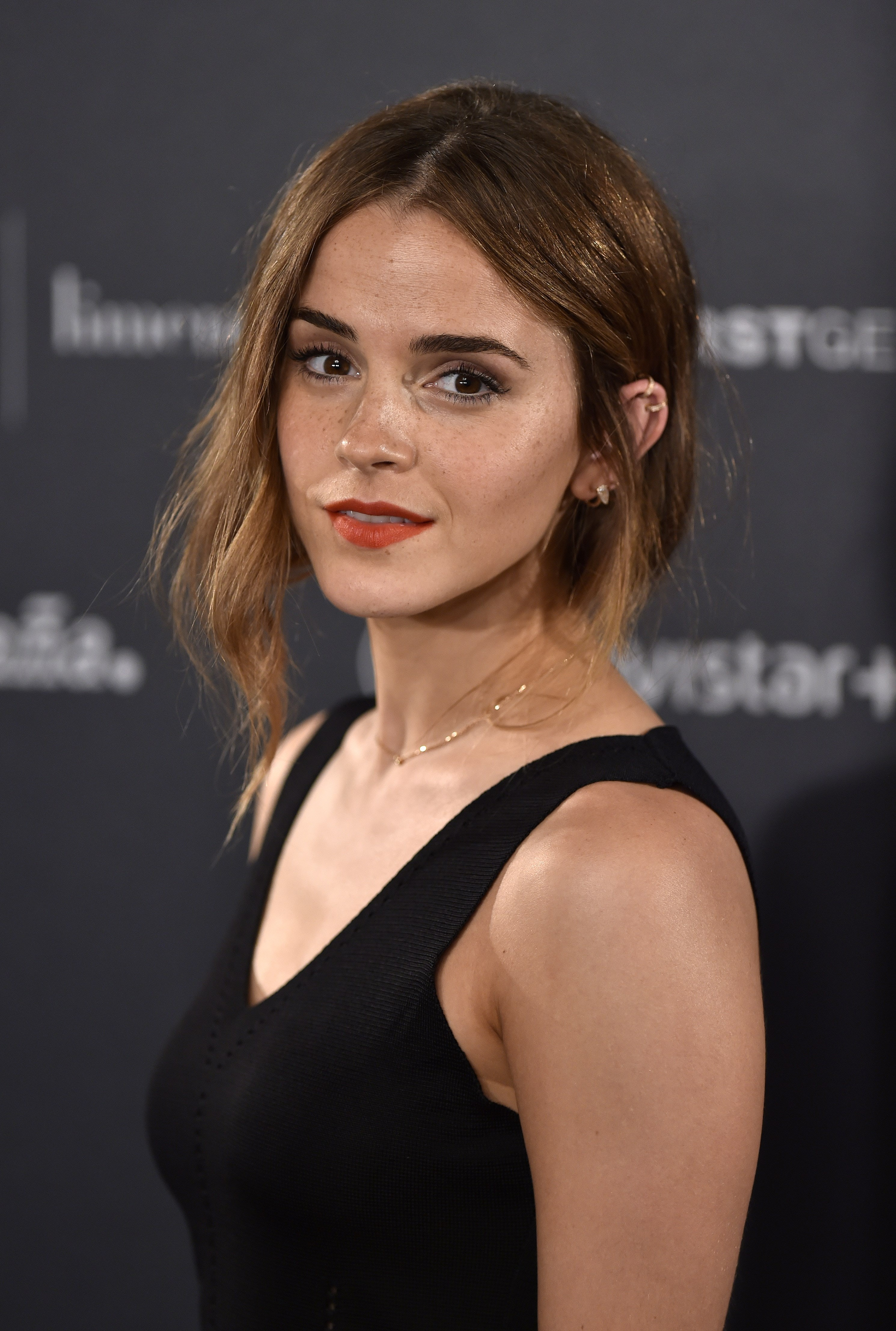 Emma Watson Hated Hermiones Hair In Harry Potter Her Locks Have