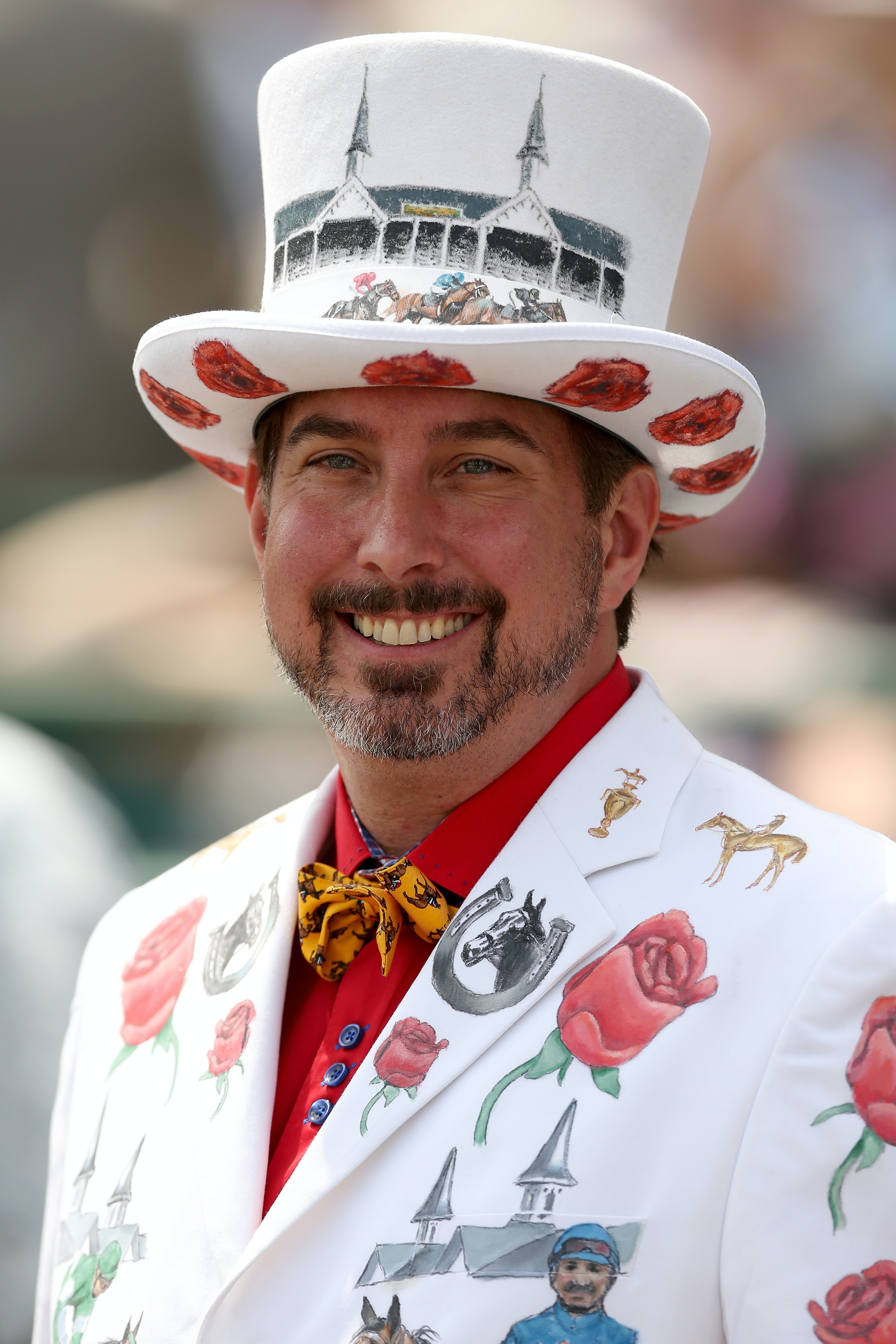 Do Guys Wear Hats To The Kentucky Derby  They ve Got A Dress Code Too a9fdf7f5fac