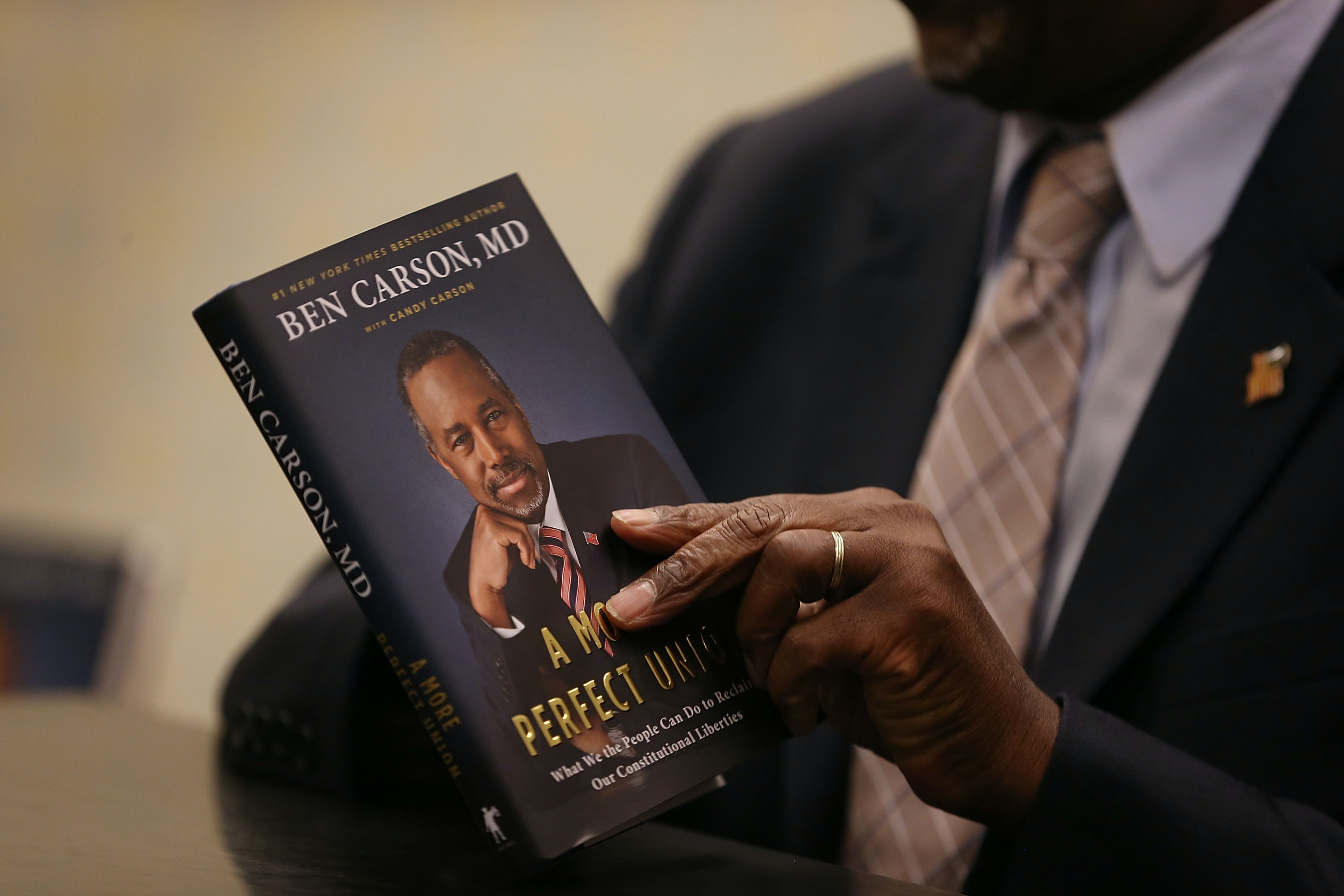 All The Ben Carson Stories From His Past That He Claims The