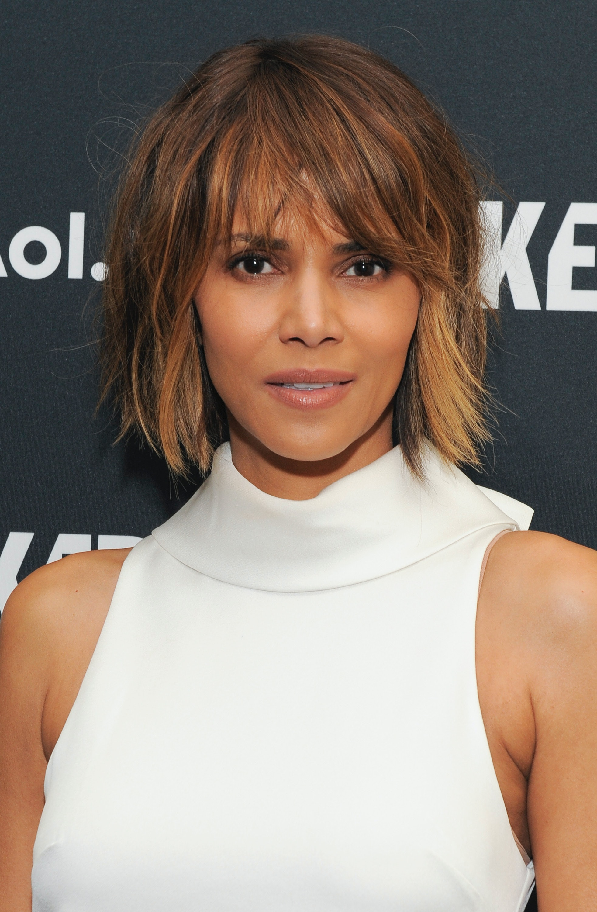 Halle Berrys New Haircut Is Her Coolest Look Since That Pixie Do