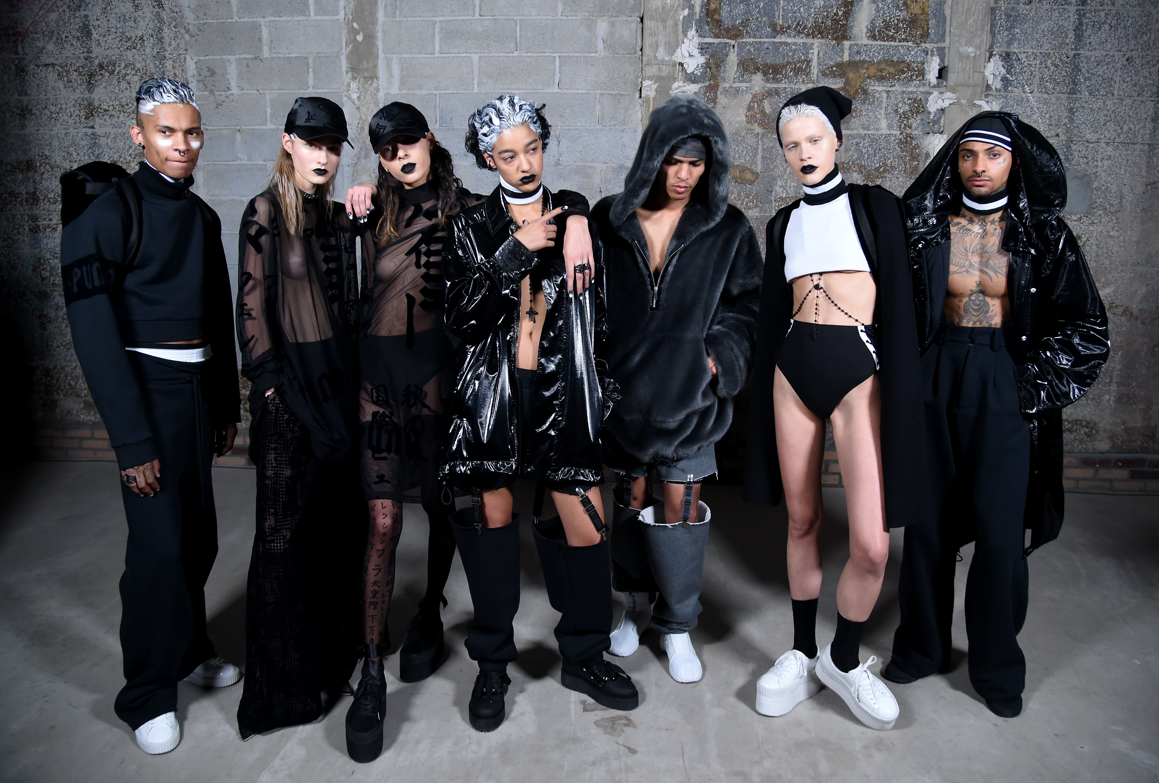 fenty puma by rihanna collection