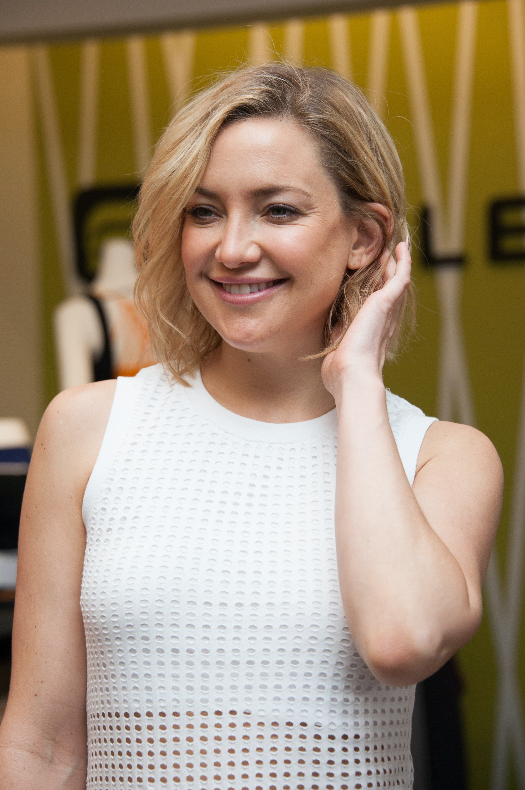 Kate Hudson Ditches Short Hair For This New Look Photos