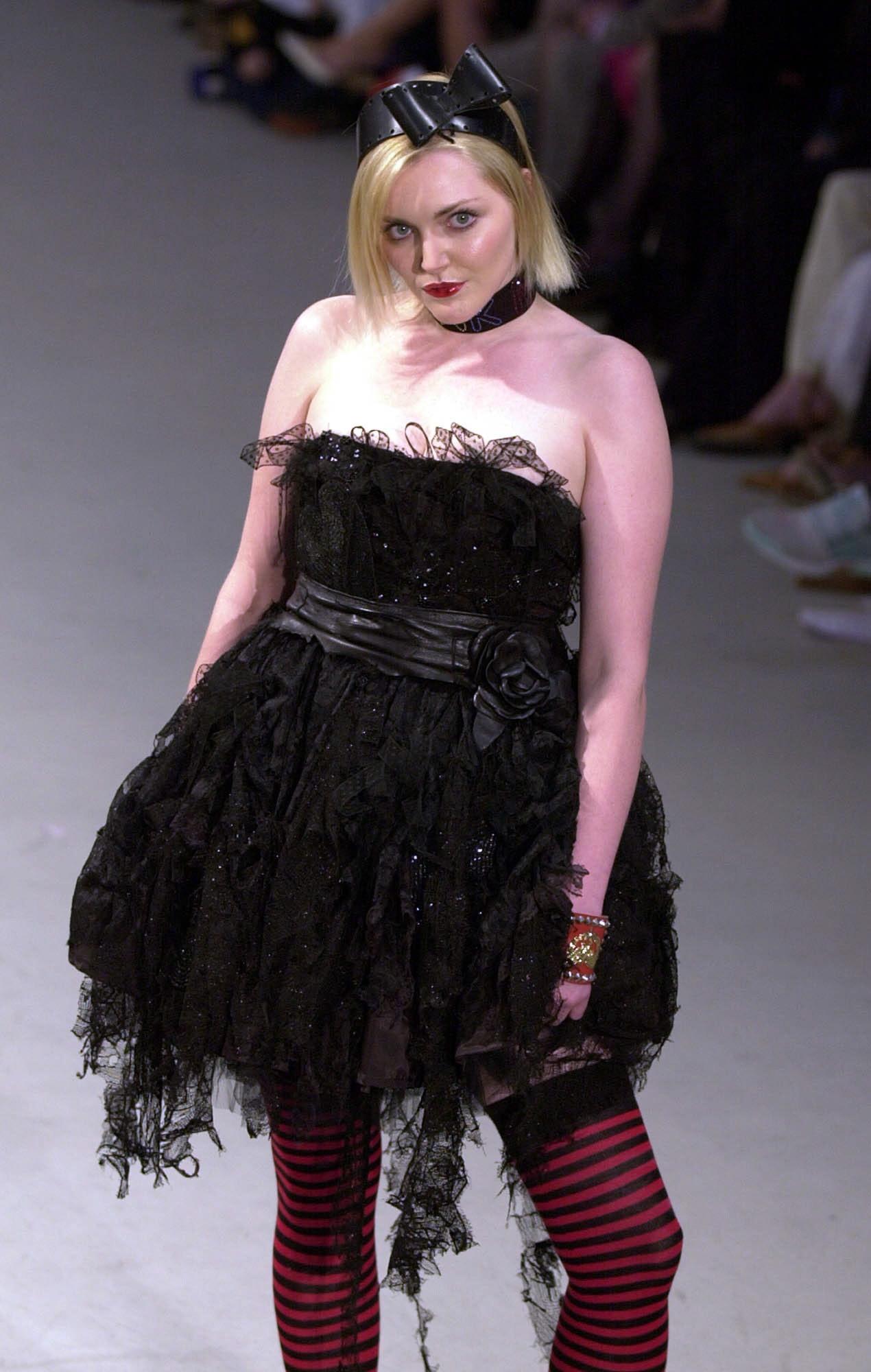 Sophie Dahl hairstyles