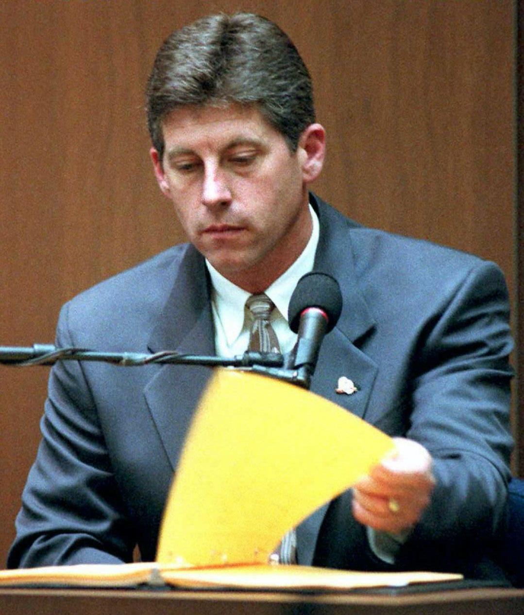 Mark Fuhrman Oj Simpson