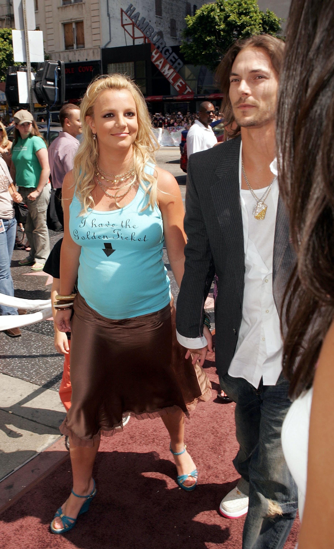 Britney Spears Wedding - Wedding Photography