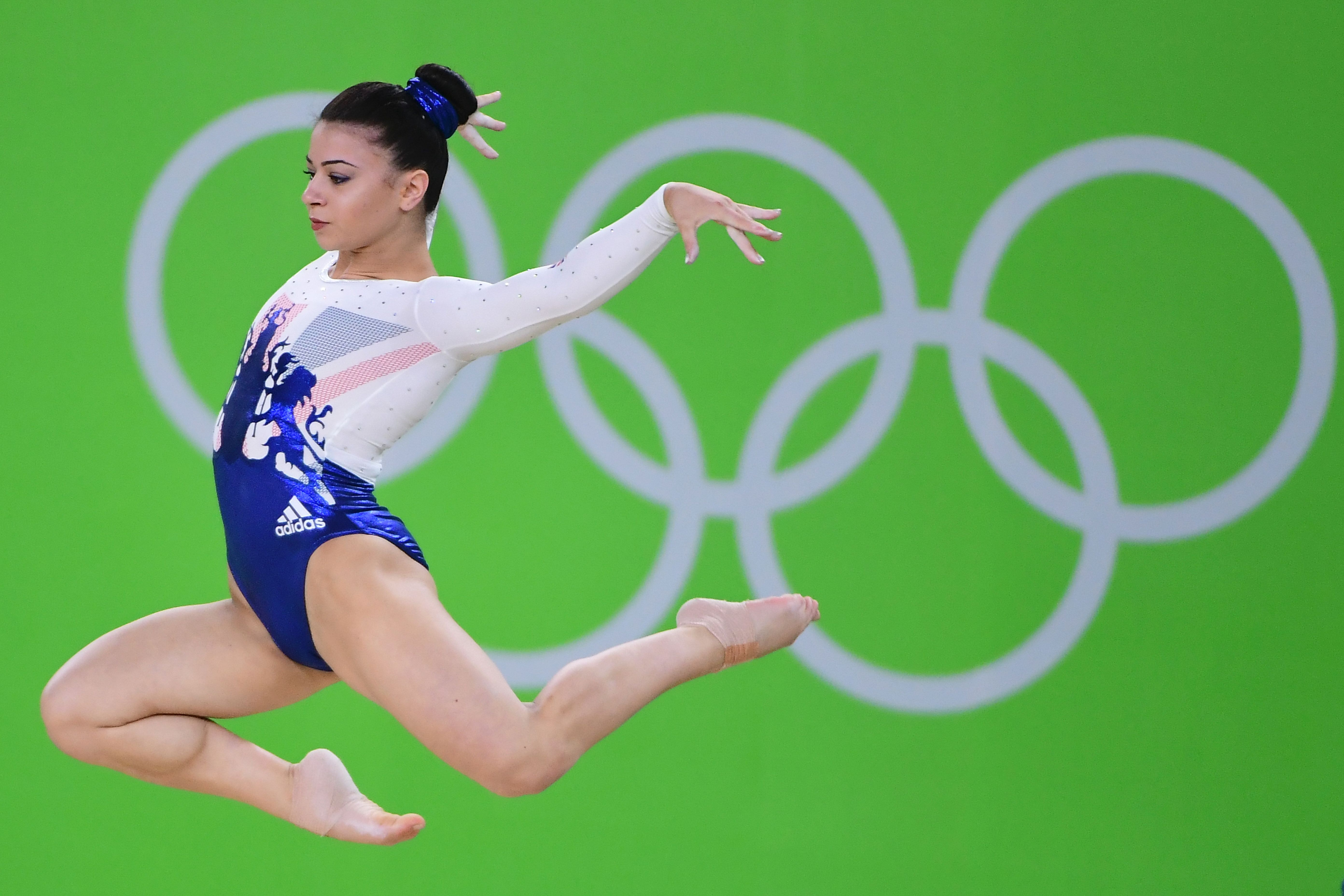 floor gymnastics moves. Why Are Men\u0027s \u0026 Women\u0027s Gymnastics Events Different? Look To The Skills They Emphasize Floor Moves I