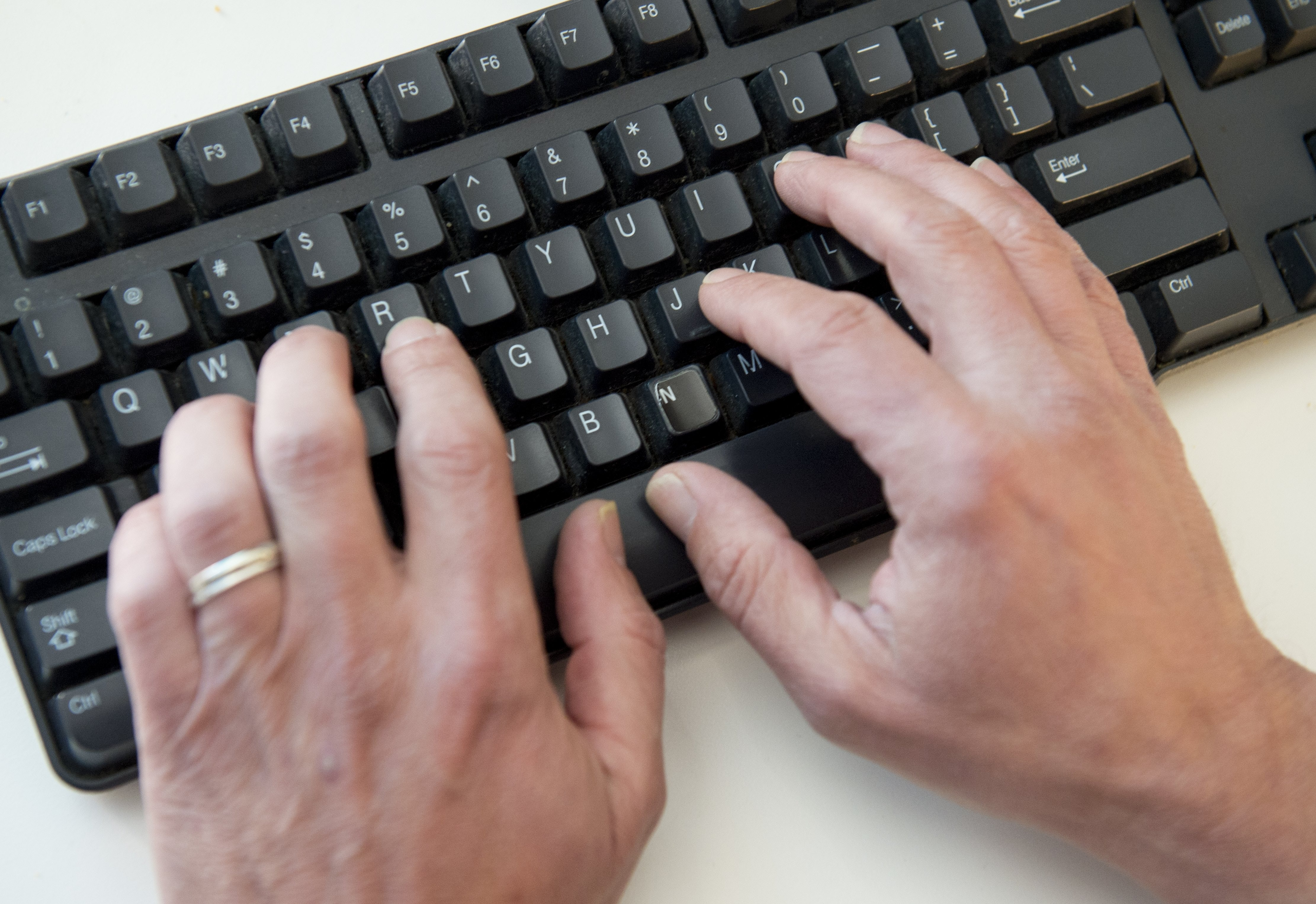The QWERTY Keyboard Is The Slow, Inefficient Sibling To