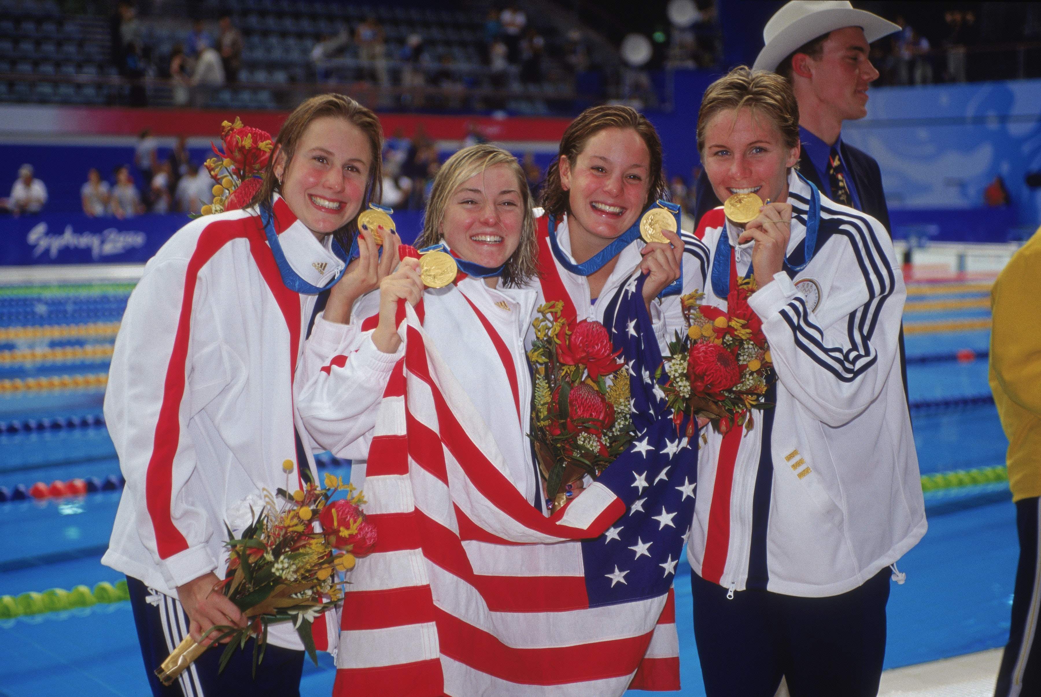 pics Jenny Thompson 12 Olympic medals