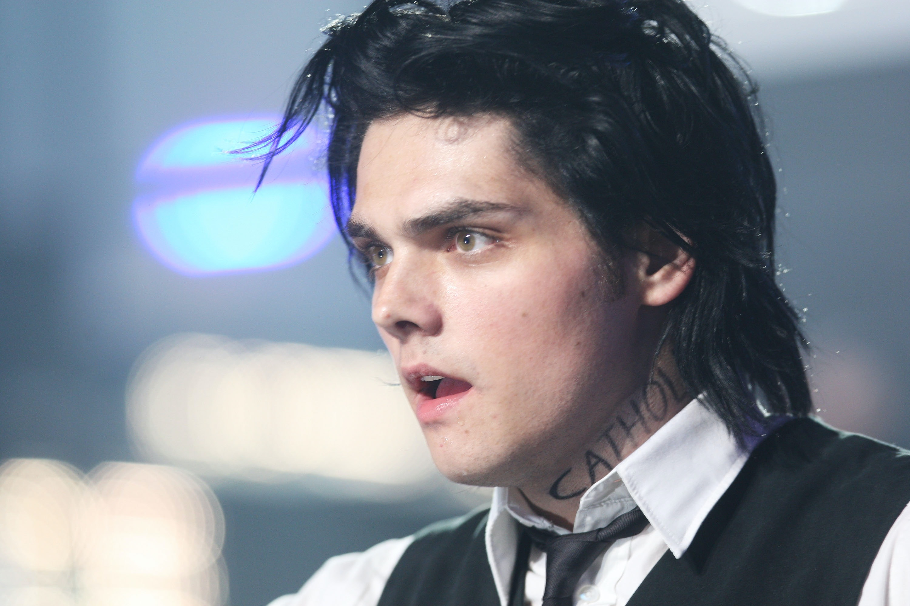 My Chemical Romances Gerard Way Through The Eras Of Emo And The