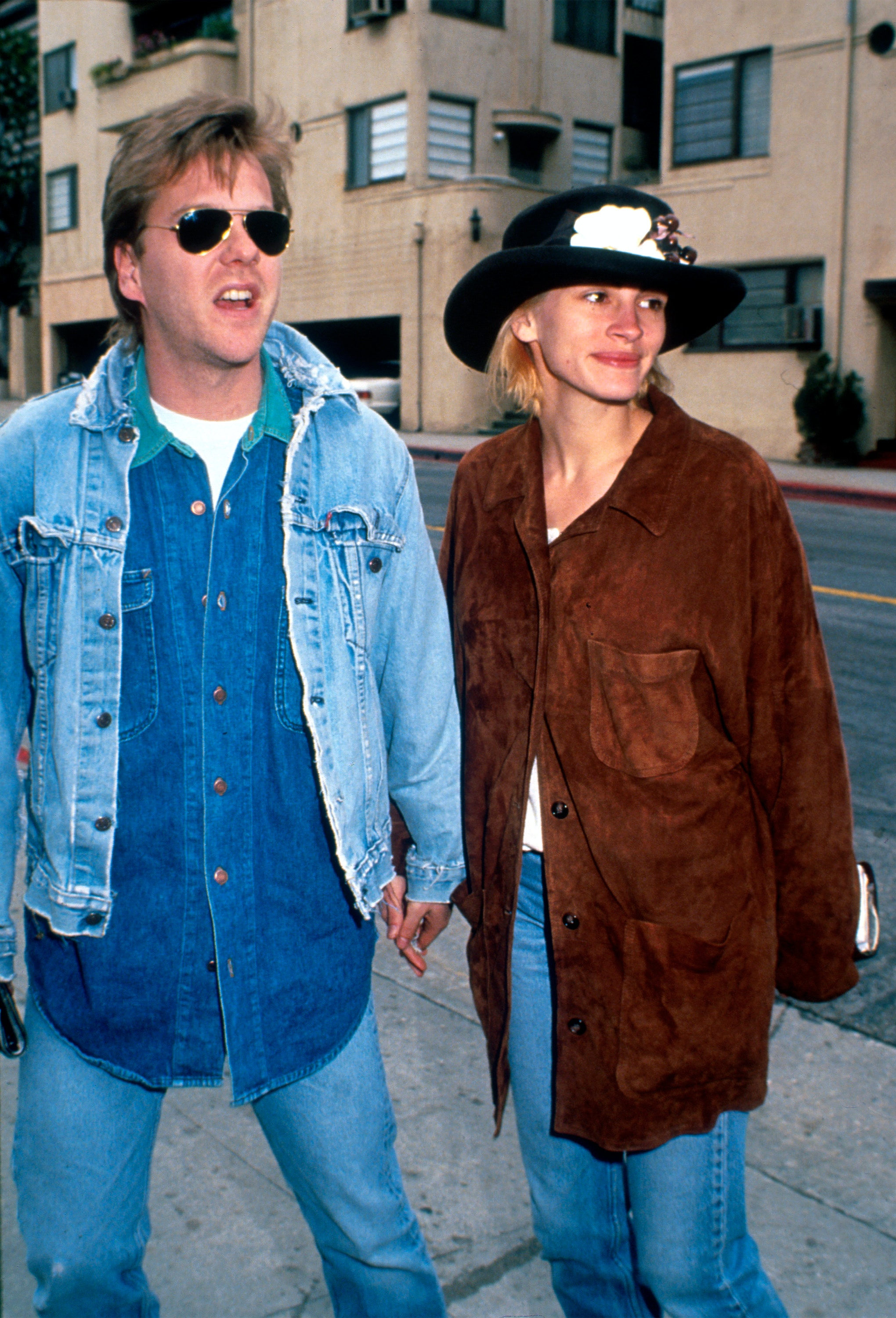 11 Celebs Who Rocked Denim On Denim Constantly In The '90s — PHOTOS