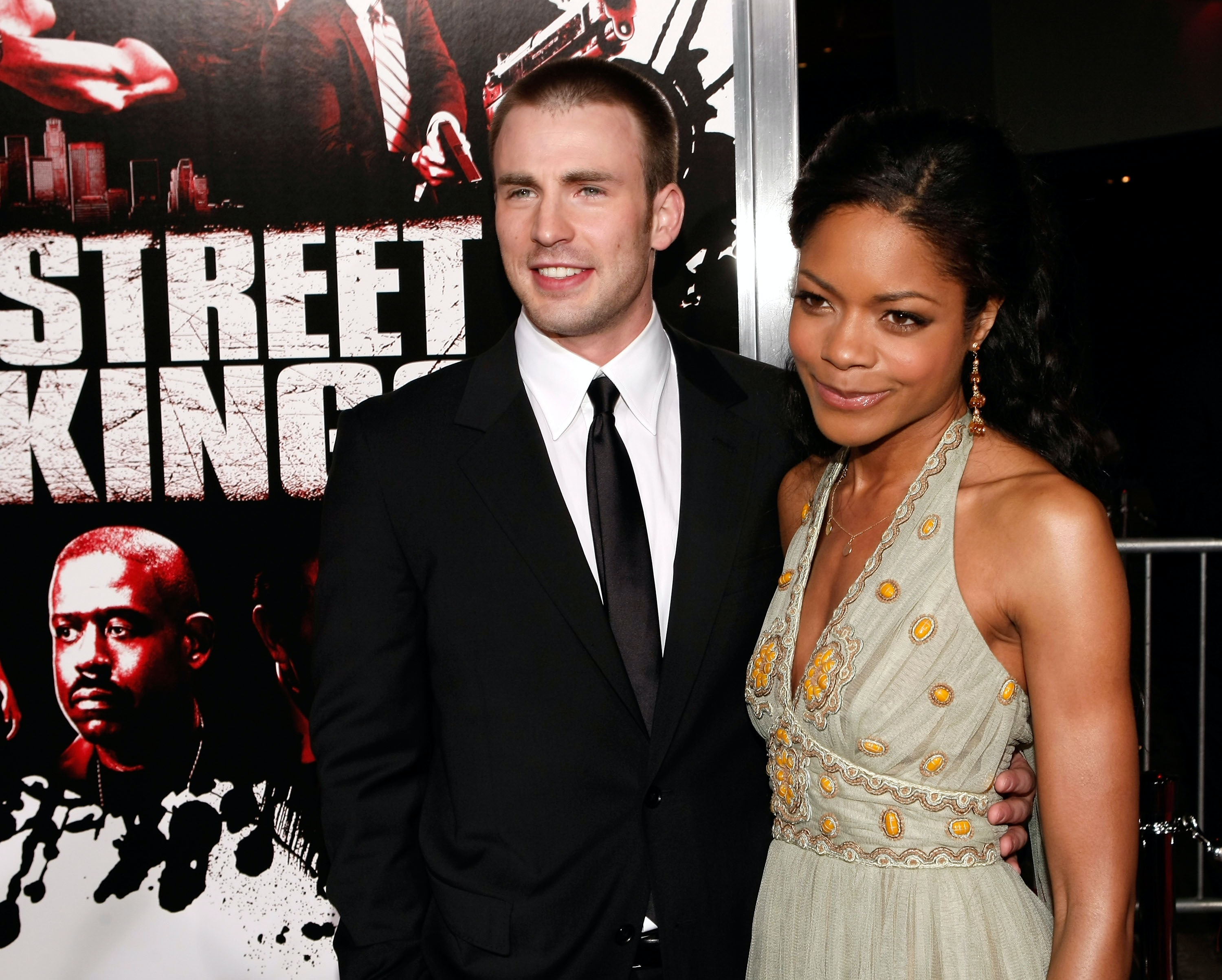 Chris evans actor dating history