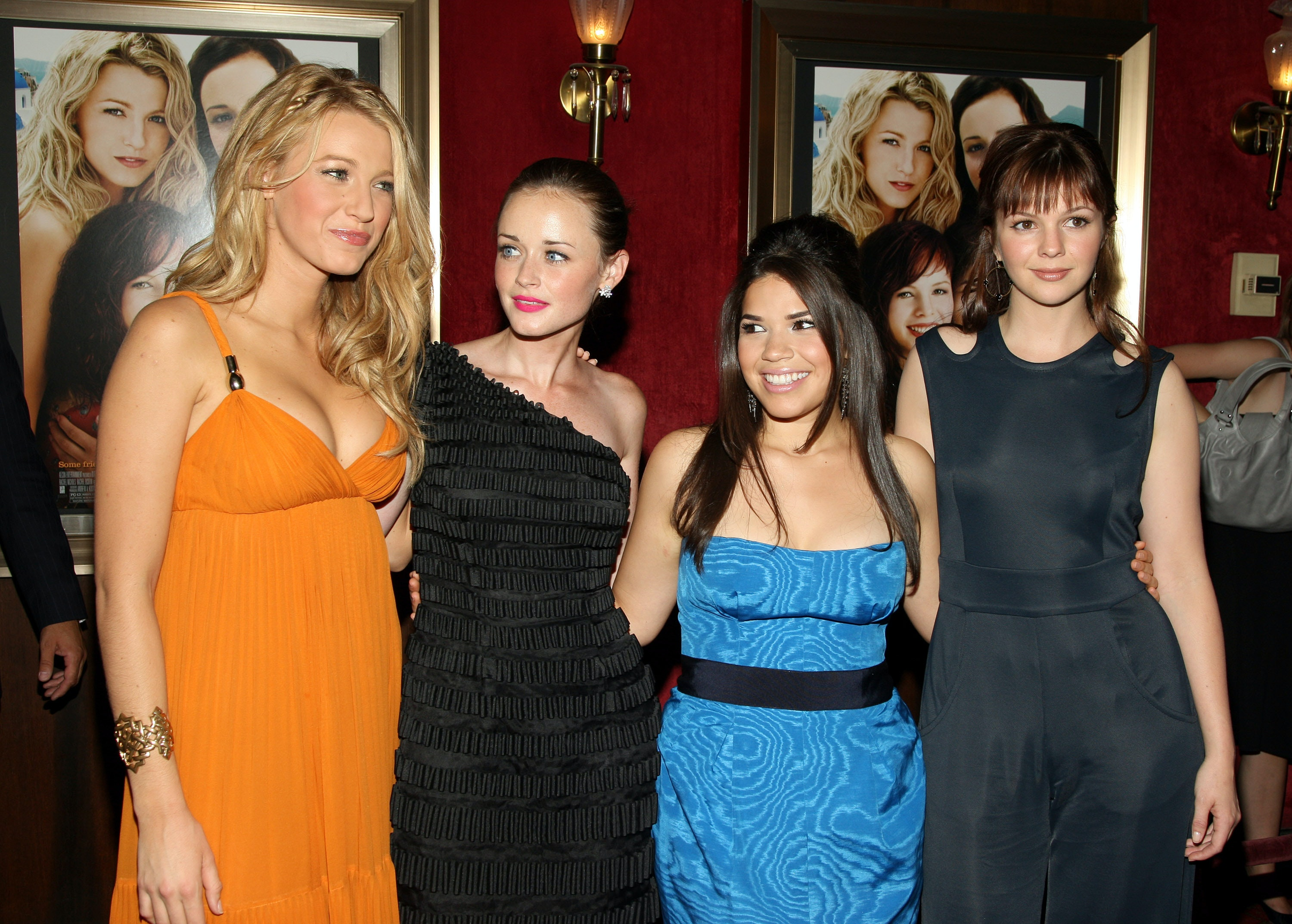 Amber Tamblyn Wedding.7 Times Sisterhood Of The Traveling Pants Stars Proved Their