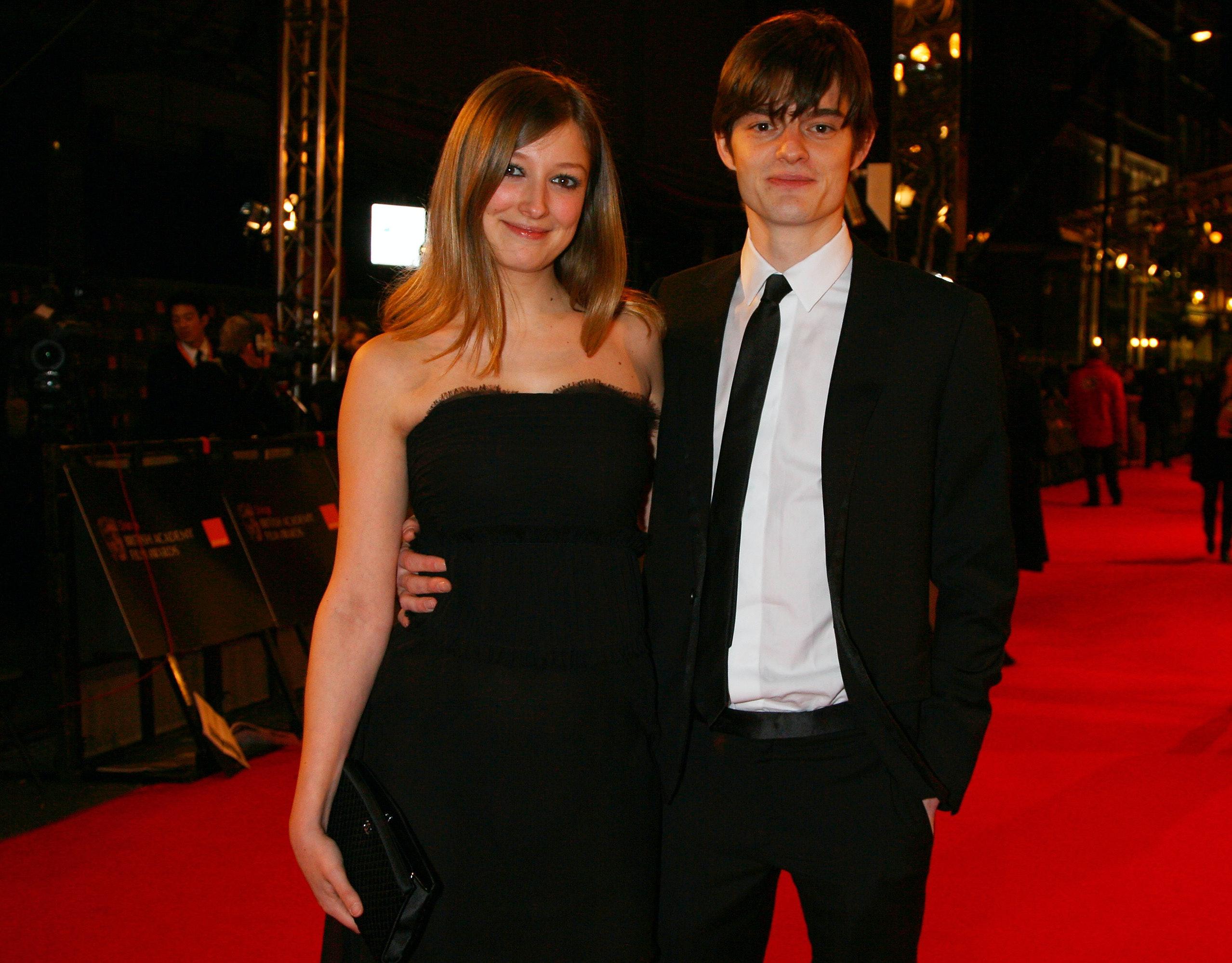 Who Is Sam Riley's Wife? Alexandra Maria Lara & The 'Pride