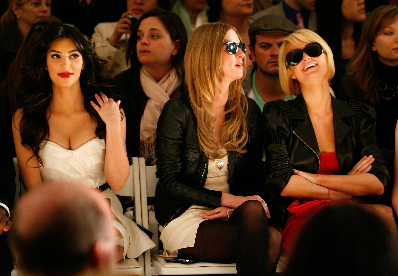 15 Times Paris Hilton Was The Boss Of Kim Kardashian In Case You