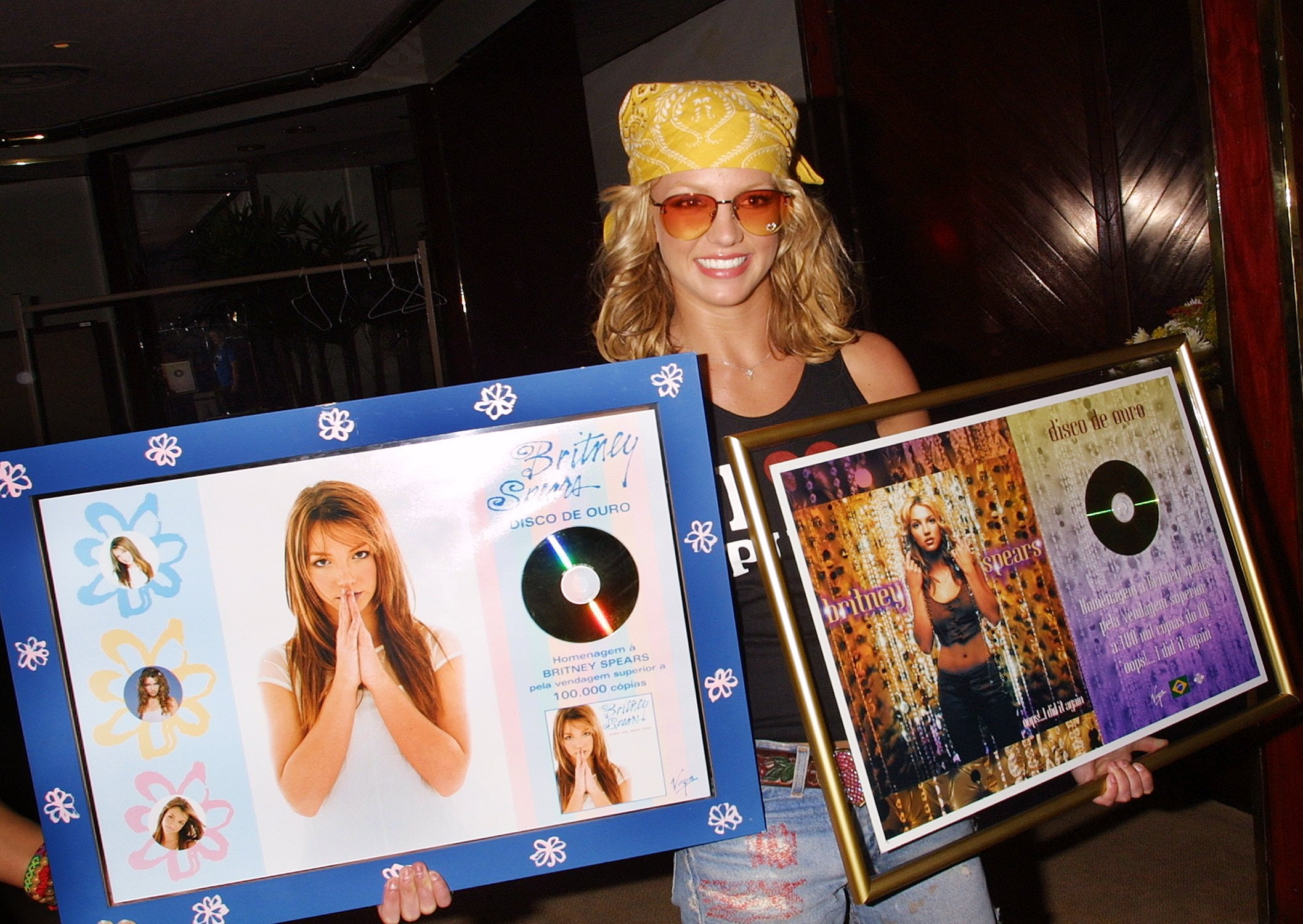 Resultado de imagem para britney RIAA