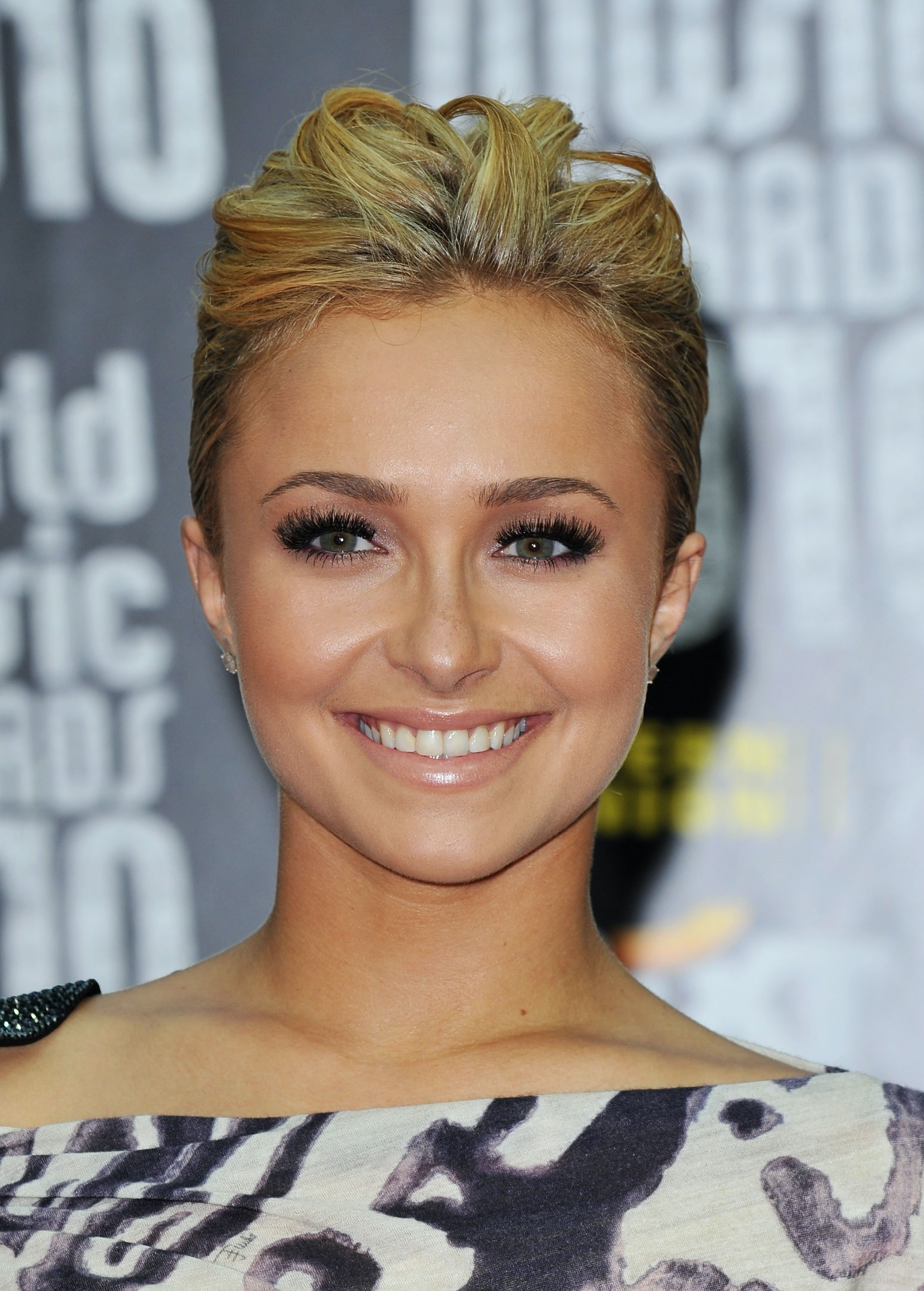 Hayden Panettiere Cut Her Hair Signaled The Beginning Of A New