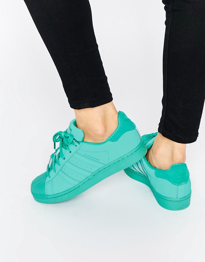quality design 04492 9864b The Best 2016 Spring Shoe Trends Are Made For Lazy Girls