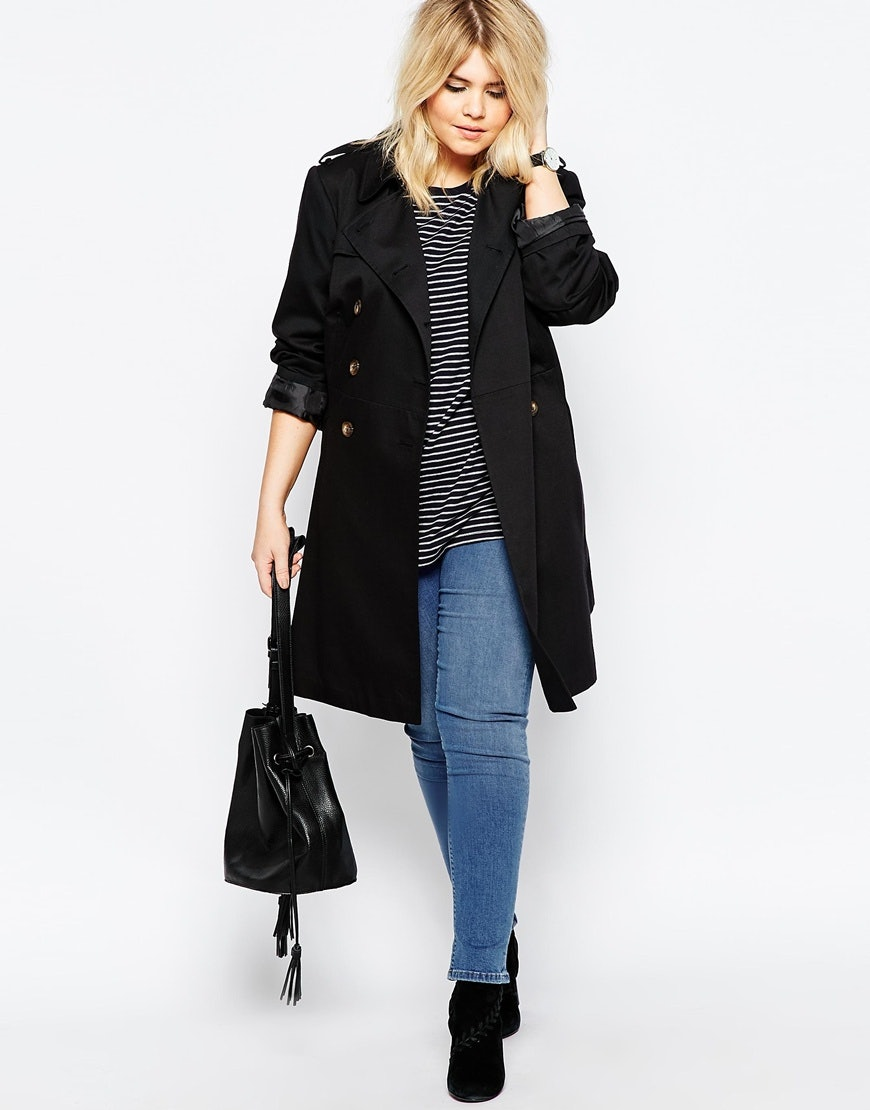 236035cfab9 33 Plus Size Jackets For Spring That Are Equal Parts Practical   Glorious —  PHOTOS