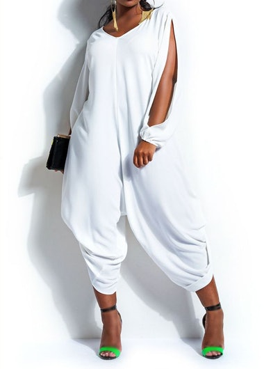 4506b60cace 31 Plus Size Jumpsuits That Prove One Step Outfits Are The Best Outfits —  PHOTOS