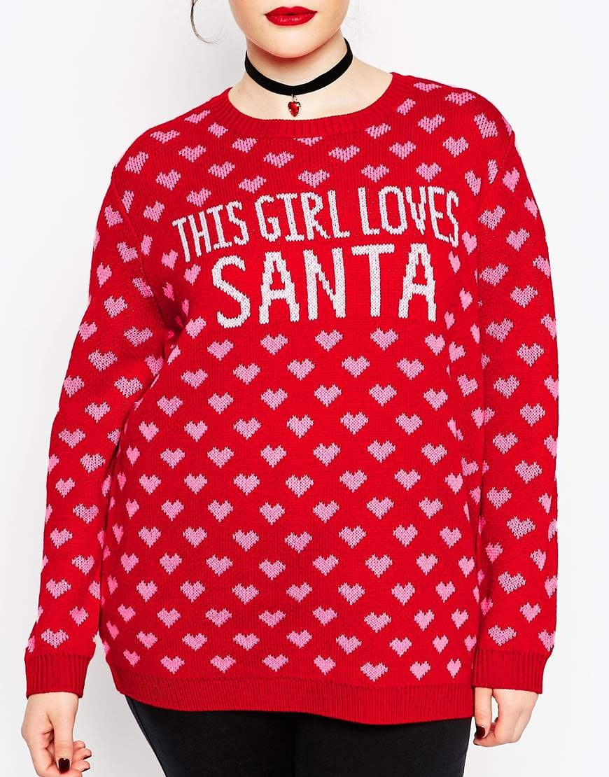 17 Plus Size Ugly Christmas Sweaters That Are Hideously Perfect — PHOTOS