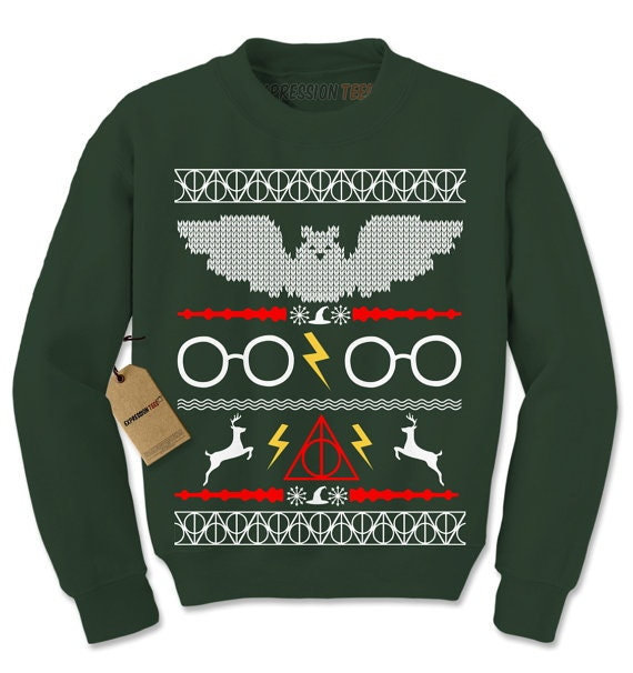 4e97ff3480c 9 Harry Potter Christmas Sweaters That Will Make You Feel Like A ...