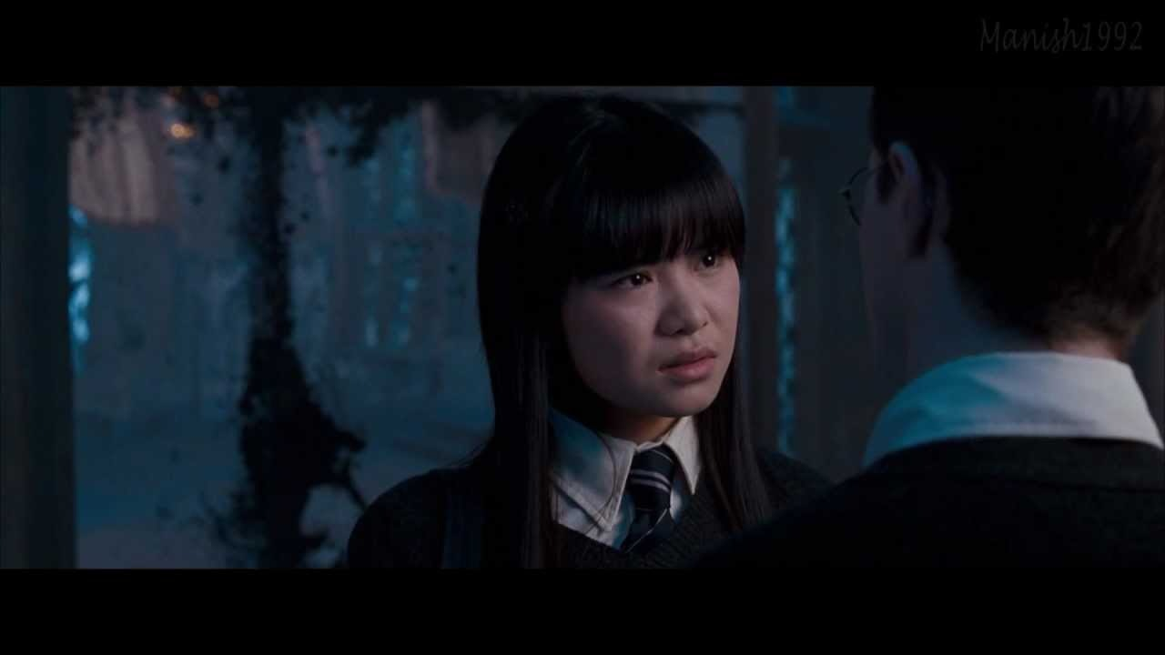 cho chang ginny weasley harry james potter harry potter