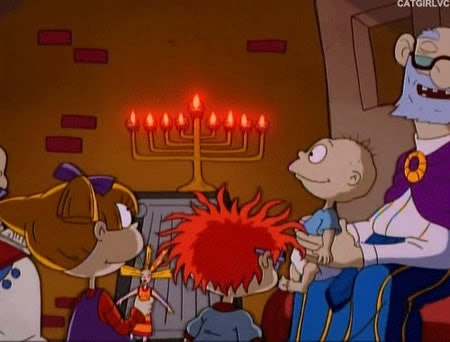 13 Things I Noticed Watching 'Rugrats Chanukah' Special As