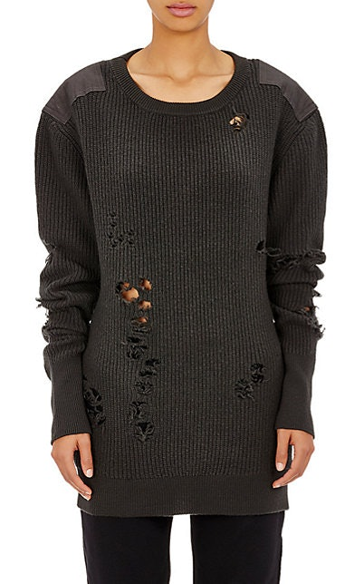 How Much Does Yeezy Season 1 Cost Those Distressed Sweaters Don T