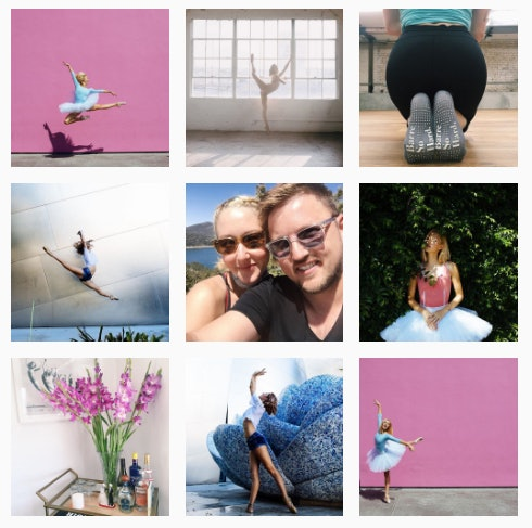 What Are Instagram Themes? 5 Accounts To Follow That Will Give You