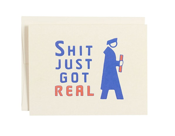 15 Funny Graduation Cards To Keep Things From Getting Too