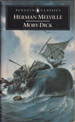 how long is moby dick