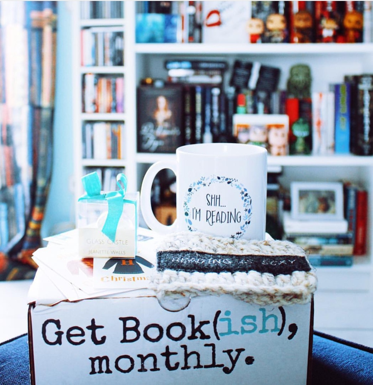 These 12 Literary Subscription Boxes Will Help You Step Up Your Book