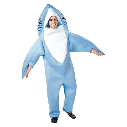 How To Dress Like Left Shark For Halloween Because All You Want To Do Is Dance (Badly)  sc 1 st  Bustle & How To Dress Like Left Shark For Halloween Because All You Want To ...