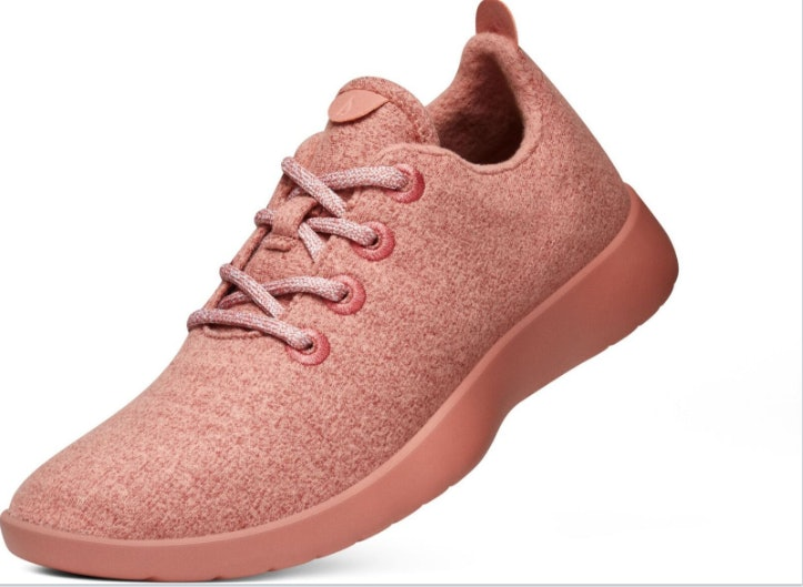 The Millennial Pink Sneaker Of Your Dreams Has Arrived